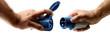 Mani e prese di tipo industriale