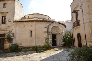 il tempio di San Giovanni al sepolcro di Brindisi