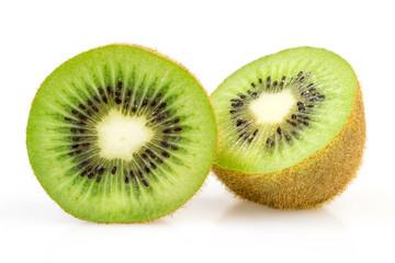 Two halves kiwi