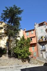 Ville de Menton, habitations