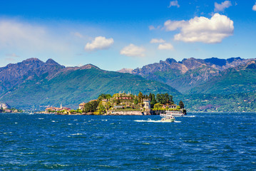 Isola Bella, Comer See