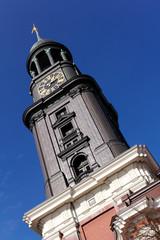Sankt Michaelis Church Hamburg