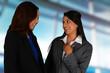 Businesswoman Meeting