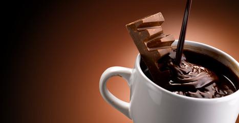 tazza di cioccolato