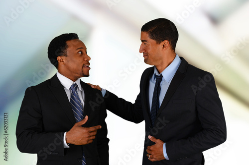 Businessman Meeting