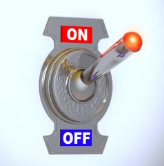 Interruptor encendido