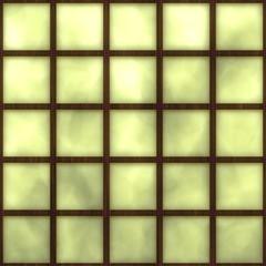 Segmented window. Seamless background.