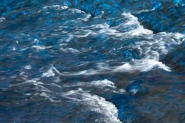 White River rapids