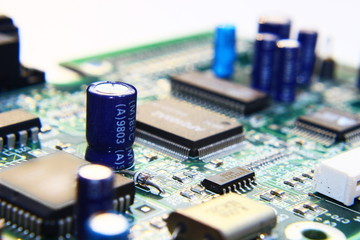 Printed Circuit Components.