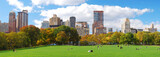 New York City Manhattan Central Park skyline panorama