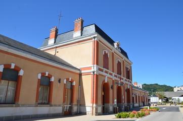Gare de Tulle, Corrèze