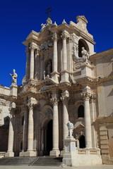 Siracusa - Duomo della Natività di Maria Santissima.