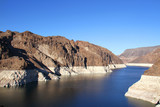 Lake Mead in Nevada, USA