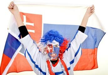 Slovakian Supporter