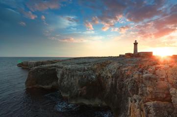 Faro di Capo Murro