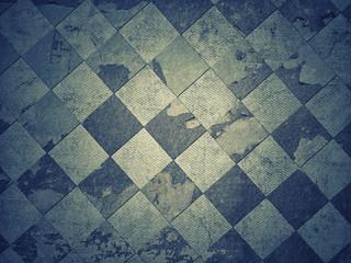 Grunge chess background