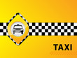 Abstract taxi background design - 62049709