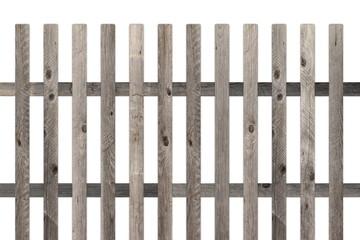 old fence model