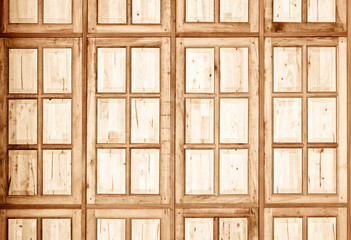wood texture with natural wood pattern / window background