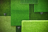 3d grass wall / green grass wall