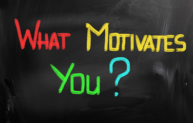 What Motivates You Concept