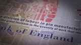 English Pound Close up (seamless)