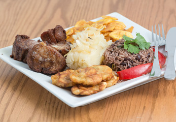 Traditional Cuban Cuisine