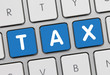 Tax. Keyboard