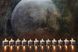 Kerzen mystisch