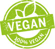 Button 100% Vegan - 62060719