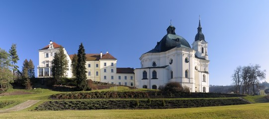 Pilgrimage Church of the Name of Virgin Mary