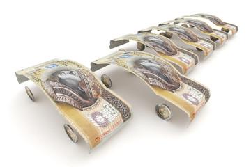 200 zloty car choice