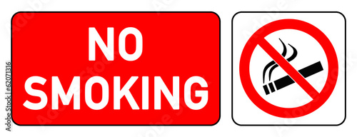 sign - no smoking - e567