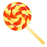 lollipops background
