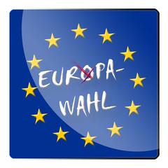 Mach Dein Kreuzchen bei der Europawahl!