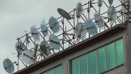 TV Satellite Dishes
