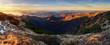 Autumn panorama - Kysuce
