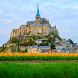 Abbey  of Mont Saint Michel,