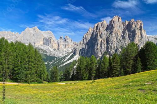 Dolomites - Catinaccio mount © Antonio Scarpi