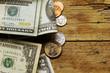 דולר אמריקני Amerikaanse dollar Americký dolar Amerikansk - 62082716