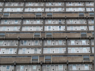 Balfron Tower in London