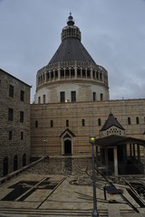 Annunciation Cathedral in Nazareth