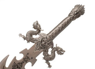 sword isolated