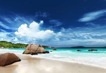 Anse Lazio beach Praslin island, Seychelles