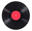 Leinwandbild Motiv vynil vinyl record play music vintage