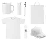 t shirt mug cup cap pen flash memory bag