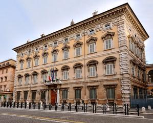 Palazzo Madama, Italian Senate, Rome