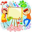 artistic kids