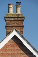 Victorian chimney stack