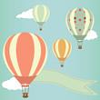 Hot air balloons - 62093112